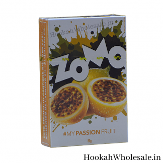 Zomo Passion Fruit Shisha Flavor - 50g at Low Price